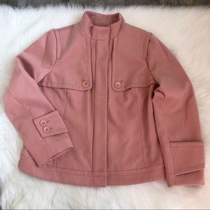 Chico's Casey Blush Pink Jacket